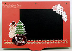 Printer's Tray Christmas Album - Page 8