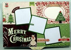 Printer's Tray Christmas Album - Page 4