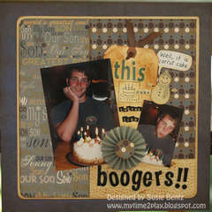 boogers!!  **Moxxie**