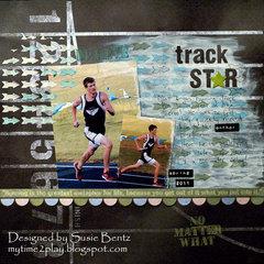 Track Star  **Moxxie**