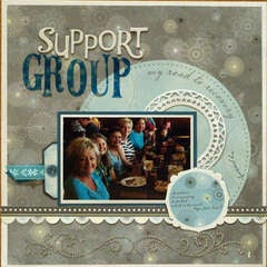 Support Group  **Moxxie**