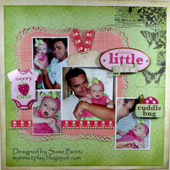 Daddy's Little Girl **Paper House Productions**