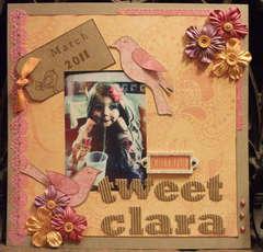Tweet Clara