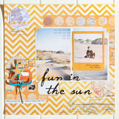 Fun in the Sun by Jennifer Evans