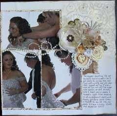 Page 2 of Double Layout (The Dress Disaster)