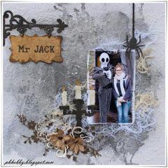 Mr JACK - TCR #138