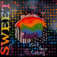 Eat Your Colors ~Punky Scraps #63