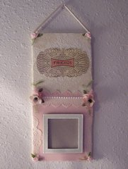 Shabby Chic**Friend Sign