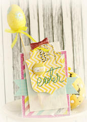 Easter card * Heidi Swapp*