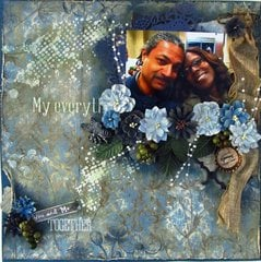Swirlydoos August Kit *Wistful Blues*
