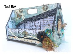 Shabby Tool Box