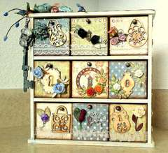 Mini Flower Organizer