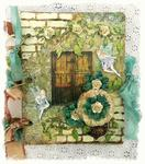Fairy Mixed Media Album