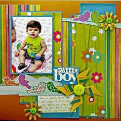 Sweet Boy - DCWV
