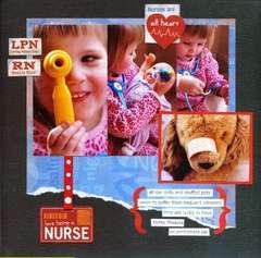 Nurse Mikayla