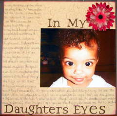 In My Daughters Eyes