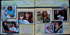 First Cuddles