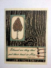 Sympathy card for man