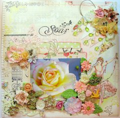 The Paper Mixing Bowl ~Soar~April Recipe Challenge/Scraps of Darkness