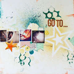 Go To|Studio Calico (Memoir)
