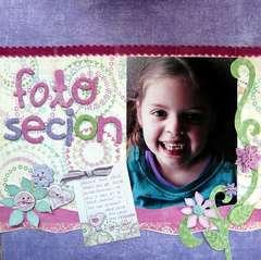 Foto Secion ( Photo Session )