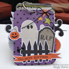 Happy Halloween Mini Album