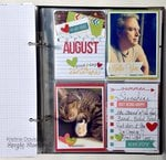 August 2012 (Simple Stories)