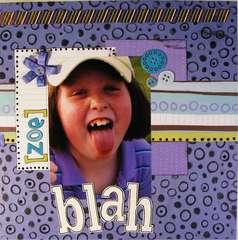 Blah! / Love Elsie