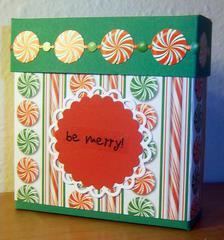 Be Merry box