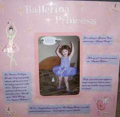 Ballerina Princess