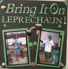 Bring it On Leprechaun