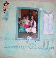 Jasmin Loves Aladdin