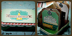 Project Life Celebrate Altered Altoid Tin