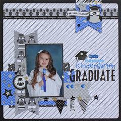 Doodlebug Kindergarten Graduate