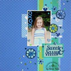 Doodleubg Sweet & Sassy