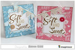 Imaginisce Soft and Sweet baby cards