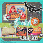 Ghoulish delights