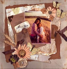 Me & You  **September FUNTOOLAS Kit**