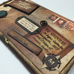 Gypsy Road Altered cigar box