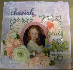 Gallery Inspiration #6:  Cherish Your Love