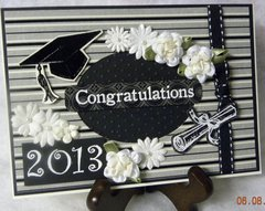 Graduation, Flower Congrats