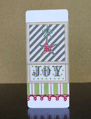 Joy Card ***NEW Webster's Royal Christmas