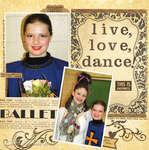 Live, Love, Dance!