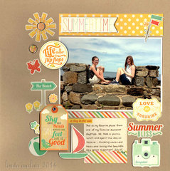 *Summer Bliss*