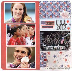 *Team USA 2012*