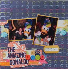 The Amazing Donaldo