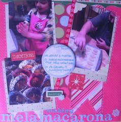 Making Melamacarona