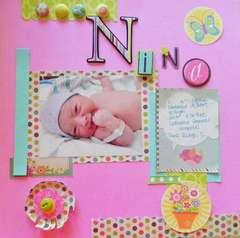 My Daughter's Album: Cover Page