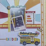 School days-over...