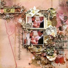 Main Thing **2Crafty Chipboard and Prima BAP**